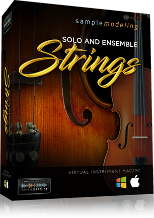Samplemodeling Solo and Ensemble Strings v1.1